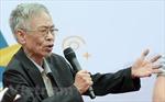 Nhà thơ Hoàng Nhuận Cầm: Chiếc lá đã lìa cành