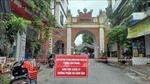 Đình chỉ công tác Chủ tịch phường Khai Quang, thành phố Vĩnh Yên