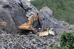 Giải quyết những vướng mắc để sớmđóng cửa mỏ khai thác đá ở huyện Nam Đông, Thừa Thiên - Huế