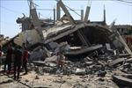Xung đột Israel - Palestine: Mỹ, Đức hối thúc các bên bảo đảm an toàn cho người dân