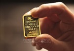Giá vàng thế giới tăng phiên 17/5khi đồng USD xuống giá