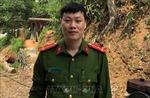 Phó Trưởng công an xã ở Tuyên Quang dũng cảm cứu người bị lũ cuốn
