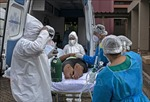 Brazil thêm trên 20.400 ca mắc, 1.401 ca tử vong do COVID-19