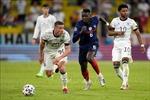 EURO 2020: Tuyển Đức và... một hình ảnh khác