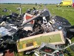 Vụ rơi máy bay L-410 tại Nga khiến 19 người thương vong