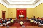 Thúc đẩy mạnh mẽ hợp tác giữa các cơ quan thực thi pháp luật Anh với Bộ Công an Việt Nam