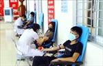 Lượng máu dự trữ để điều trị cho các bệnh nhân ở Nghệ An đang thiếu nghiêm trọng