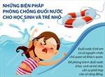 Những biện pháp phòng chống đuối nước cho học sinh và trẻ nhỏ
