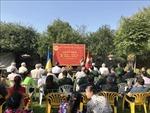 Hội Cựu chiến binh Việt Nam tại Ukraine kỷ niệm 5 năm thành lập