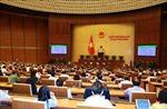 Quyết định cơ cấu số lượng thành viên Chính phủgồm 27 thành viên
