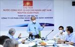 Chủ tịch nước Nguyễn Xuân Phúc thăm doanh nghiệp sản xuất vaccine Nanocovax