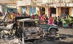 Somalia: Đánh bom nhằm vào xe buýt chở cầu thủ gây nhiều thương vong