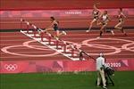 VĐV Quách Thị Lan dừng bước tại Bán kết 400m vượt rào nữ