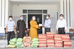 Phật giáo chung tay hỗ trợ người dân bị ảnh hưởng dịch COVID-19