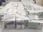 Thu giữ khoảng 1.000 bộ test nhanh SARS-CoV-2 không có hóa đơn chứng từ