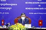 Việt Nam -Campuchia đẩy mạnh hợp tác phòng, chống tội phạm