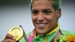 Nữ kình ngư Brazil xuất sắc giành HCV nội dung bơi marathon 10 km