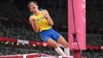 VĐV nhảy sào Thụy Điển giành HCV ngay trong lần đầu tham dự Olympic