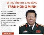 Bí thư Tỉnh ủy Cao Bằng Trần Hồng Minh