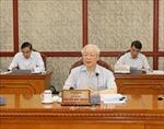 Quy định về chức năng, nhiệm vụ của Ban Chỉ đạo Trung ương về phòng, chống tham nhũng, tiêu cực