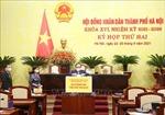 HĐND thành phố Hà Nội ủng hộ 'Sóng và máy tính cho em'