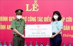2.000 bình oxy y tế và 50 tấn gạo hỗ trợ An Giang chống dịch