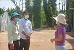 Tổ phòng, chống COVID-19 cộng đồng ở Đắk Lắk: 'Lá chắn'bảo vệ buôn làng