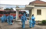 Vĩnh Long: Đón gần 200 công dân từ TP Hồ Chí Minh về địa phương