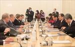 Hội đàm Bộ trưởng Ngoại giao Việt Nam - Nga