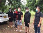 Biên phòng Tây Ninh liên tiếp phát hiện 2 vụ xuất cảnh trái phép qua biên giới