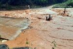 Nghệ An: Mưa lớn làm ách tắc nhiều tuyến đường trong tỉnh