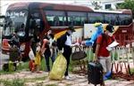 Dịch COVID-19: Thái Bình đón gần 500 người dân từ các tỉnh phía Nam về quê an toàn
