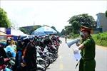 Người từ vùng nguy cơ thấp và trung bình vào Tuyên Quang không cần xét nghiệm SARS-CoV-2