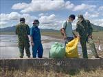Vận chuyển trái phép qua biên giới hơn 21 kg thảo mộc nghi là cần sa