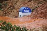 Miền Trung khẩn trương khắc phục hậu quả mưa lũ, tiếp tục ứng phó với áp thấp nhiệt đới
