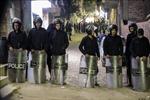 Ai Cập thông báo quyết địnhchấm dứt lệnh tình trạng khẩn cấp