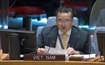 Việt Nam đề cao hoạt động gìn giữ hòa bình của Liên hợp quốc