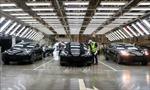 Giá trị thị trường của công ty Tesla đạt mức 1 nghìn tỷ USD