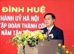 Bí thư Thành ủy Hà Nộithăm, động viên Tập đoàn Thành Công ra quân sản xuất đầu năm