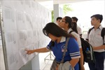 Nhiều trường đại học phía Nam công bố điểm sàn xét tuyển