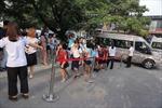 Hà Nội siết chặt, quản lý nghiêm xe đưa đón học sinh