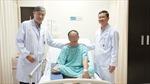 3 tháng sụt 15 kg, người đàn ông Campuchia phải sang Việt Nam cắt khối u nặng 1 kg