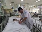 Bé trai 6 tuổi bị ngưng tim ngưng thở khi chơi thổi kèn
