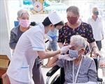 TP Hồ Chí Minh sẽ khám và cấp thuốc tại nhà cho người lớn tuổi