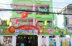 Phát hiện nhiều sai phạm ở trường Mầm non  Bách Việt