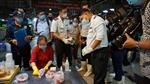 TP Hồ Chí Minh kiểm tra đột xuất chợ đầu mối Bình Điền và tổng kho Bách Hóa Xanh