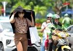Trung Bộ, Nam Bộ có chỉ số tia cực tím gây hại rất cao