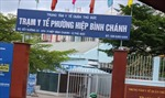 TP Hồ Chí Minh: 34 trạm y tế phường, xã ngừng khám chữa bệnh BHYT ban đầu
