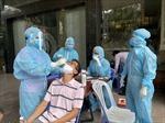 TP Hồ Chí Minh lấy mẫu khẩn cho 150 học sinh, giáo viên mầm non vì có trẻ đi cùng chuyến bay với BN2999