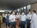 Lãnh đạo TP Hồ Chí Minh kiểm tra đột xuất công tác phòng dịch COVID-19 tại các bệnh viện